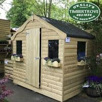 The Lodge Shed
